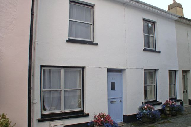 Thumbnail Terraced house for sale in The Square, Chagford, Newton Abbot