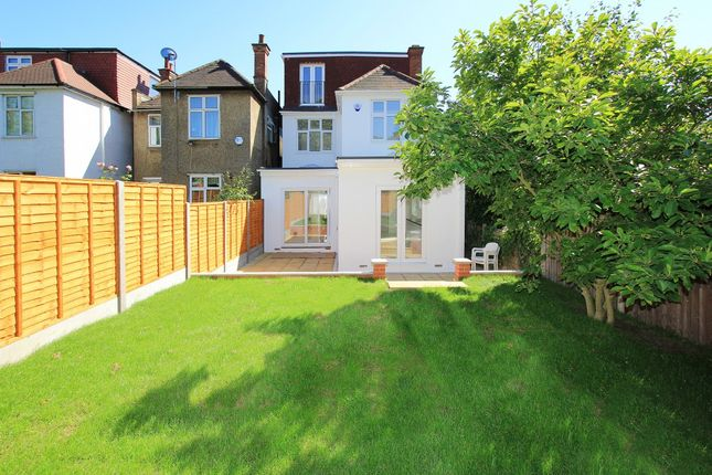 Thumbnail Detached house for sale in Holly Park, London N3, London,