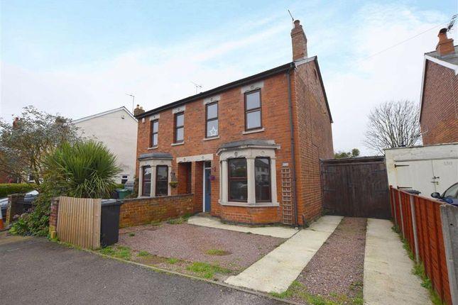 Thumbnail Semi-detached house for sale in Elmbridge Road, Longlevens, Gloucester