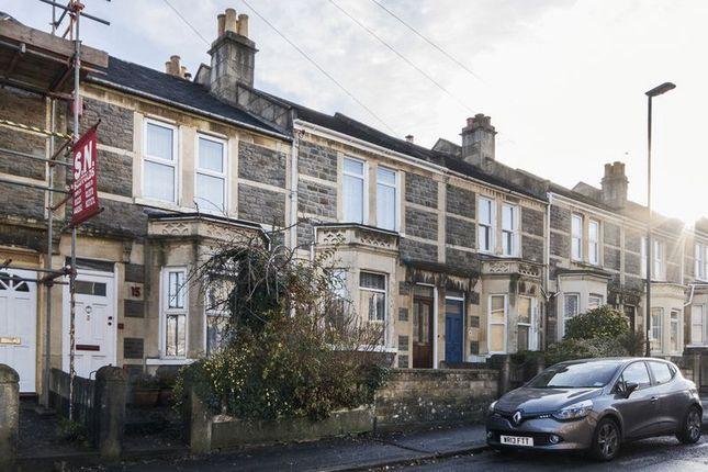 Thumbnail Terraced house for sale in Coronation Avenue, Bath