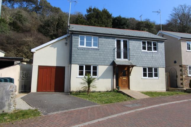 Thumbnail Detached house to rent in Millpool Head, Millbrook, Torpoint