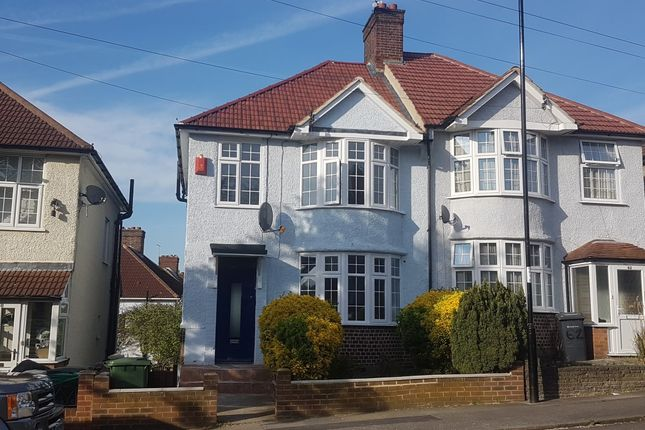 Thumbnail Semi-detached house to rent in Stillness Road, London