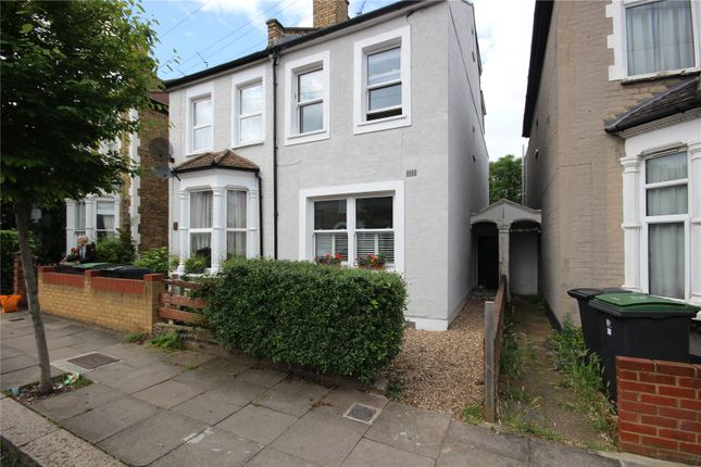 3 bed semi-detached house for sale in Herbert Road, Bounds Green, London