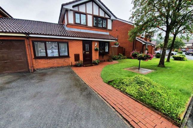 Thumbnail Detached house for sale in The Shires, Droylsden, Manchester