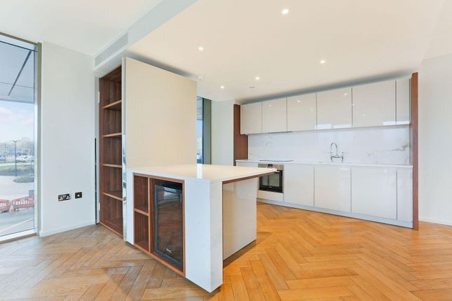 Thumbnail Flat for sale in Capital Building, Embassy Gardens, Nine Elms