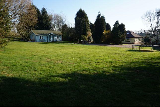 Detached bungalow for sale in Melton Mill Lane, High Melton, Doncaster