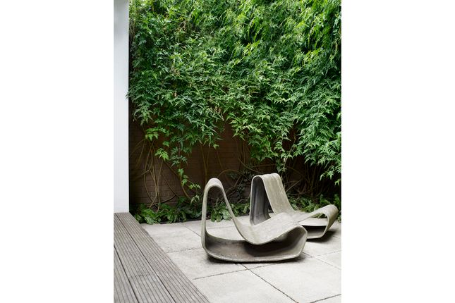 Shot-16-258 of Walter Segal'S House, North Hill, London N6