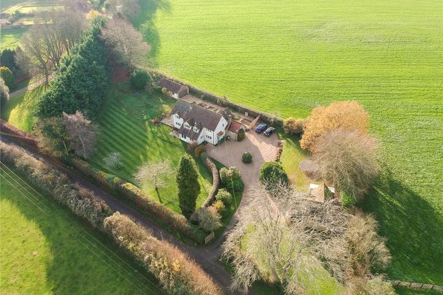 4 bed detached house for sale in Cox Lane, Stoke Row, Henley-On-Thames, Oxfordshire RG9