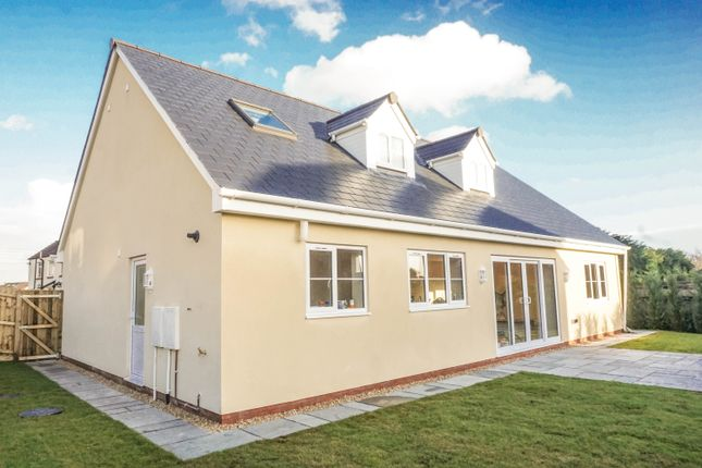 Thumbnail Detached house for sale in Newport Road, Caldicot, Monmouthshire