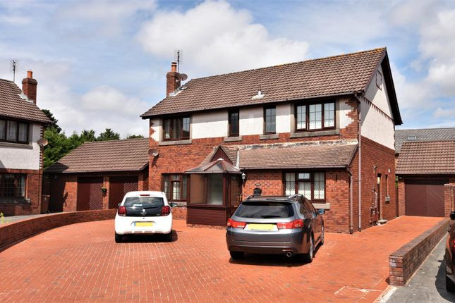 Thumbnail Detached house for sale in Yarl Meadow, Barrow-In-Furness