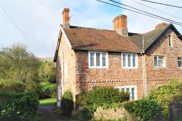 Thumbnail Terraced house for sale in Wookey Hole, Somerset