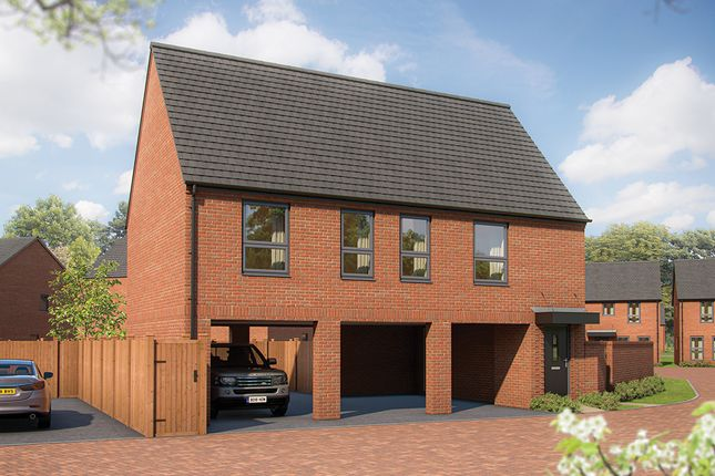 """Thumbnail Property for sale in """"The Buckthorn"""" at Wavendon, Milton Keynes"""