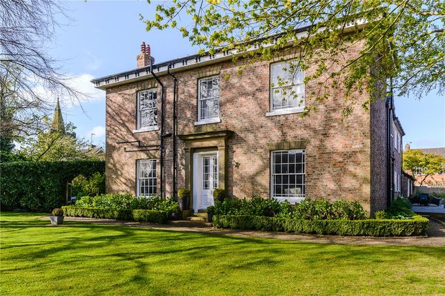 Thumbnail Detached house for sale in Rufforth Manor, Wetherby Road, Rufforth, York