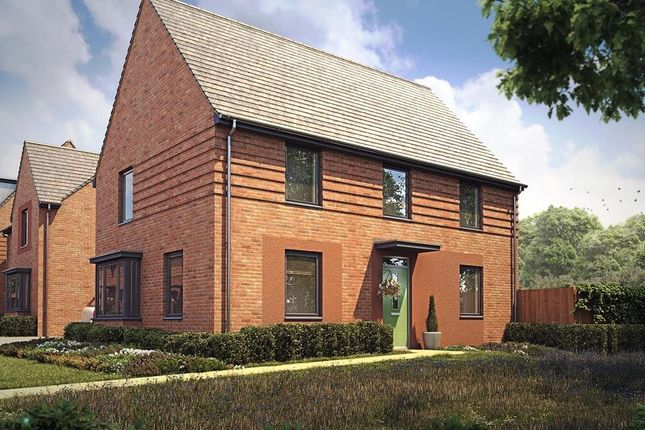 """Thumbnail Detached house for sale in """"Cornell"""" at Langaton Lane, Pinhoe, Exeter"""