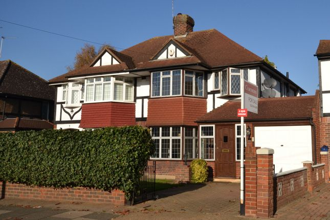 3 bed semi-detached house for sale in Tudor Drive, Kingston Upon Thames