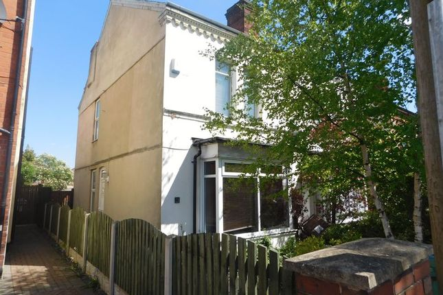 Thumbnail Semi-detached house to rent in Southwell Road West, Mansfield