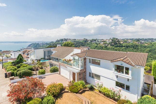 Thumbnail Detached house for sale in Whidborne Avenue, Torquay