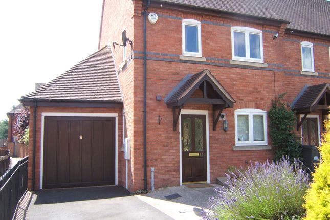 Thumbnail Property to rent in Highfield, Hatton Park, Warwick