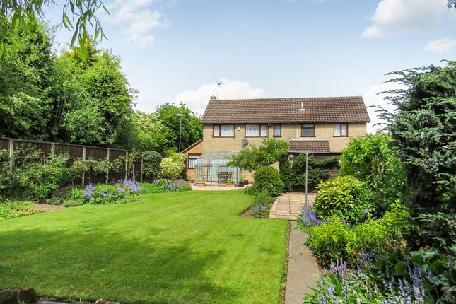 Thumbnail Detached house for sale in Radbourne Street, Derby