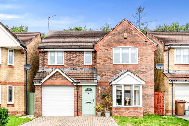 4 bed detached house for sale in Gelli'r Felin, Caerphilly CF83