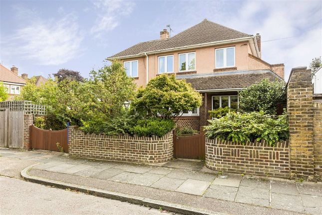 Thumbnail Detached house for sale in Cranmer Road, Hampton Hill, Hampton