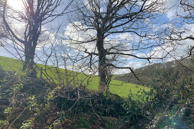 View To West of Potential Development Site For 9 Dwellings, Looe, Cornwall PL13