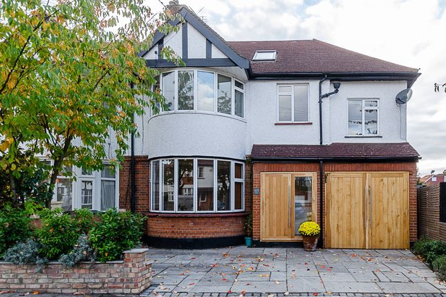 Thumbnail Semi-detached house for sale in Radnor Road, Twickenham