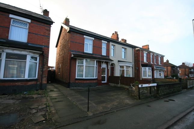 Thumbnail Semi-detached house to rent in Remer Street, Crewe