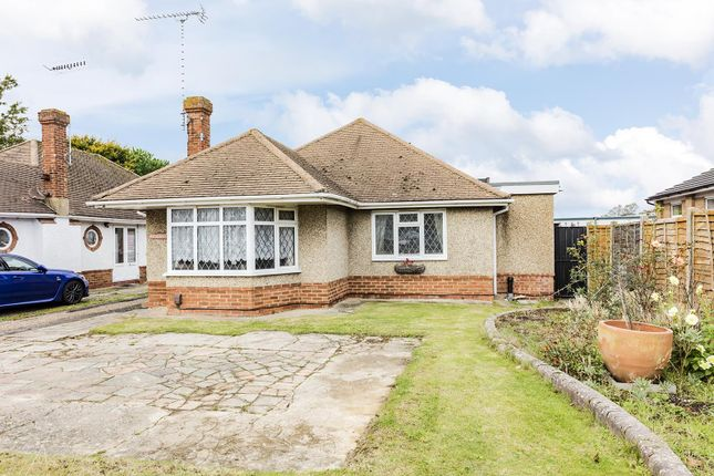 Thumbnail Bungalow for sale in Marlborough Road, Goring-By-Sea, Worthing