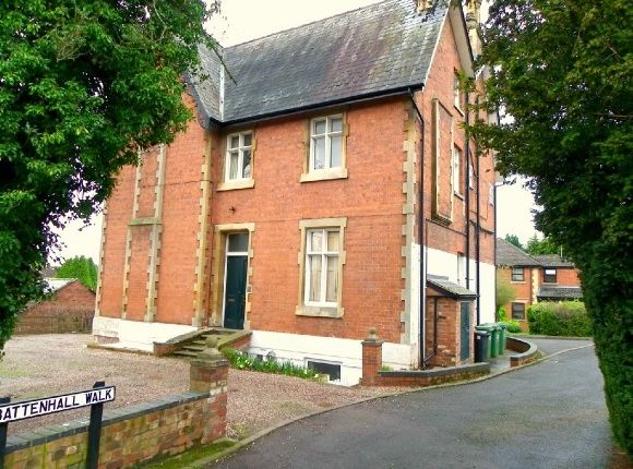 Thumbnail Flat to rent in Camphill Road, Battenhall, Worcester
