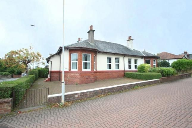 Thumbnail Bungalow for sale in Fifth Avenue, Airdrie, North Lanarkshire