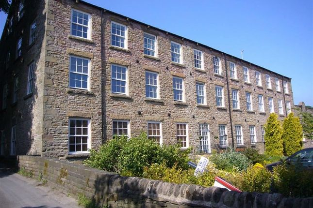 Thumbnail Flat for sale in Bridgeholme Mill, Chinley, Derbyshire