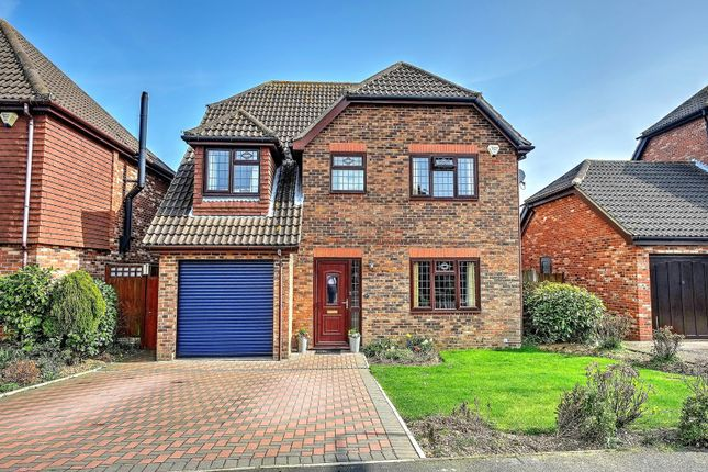 Thumbnail Detached house for sale in Faeroes Drive, Caister