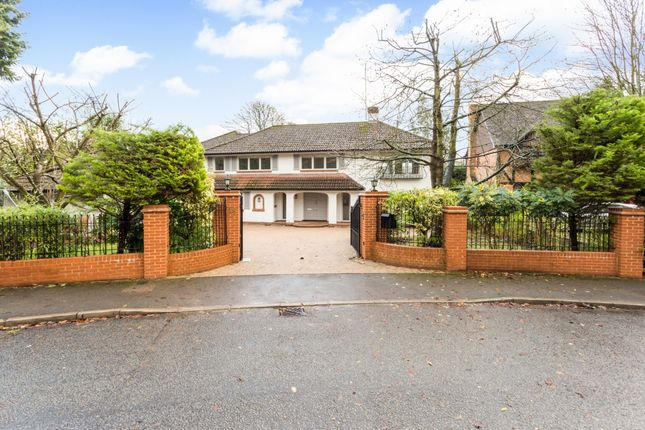Thumbnail Detached house to rent in Woodchester Park, Knotty Green, Beaconsfield