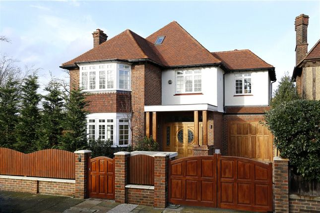 Thumbnail Detached house for sale in Highdown Road, Roehampton