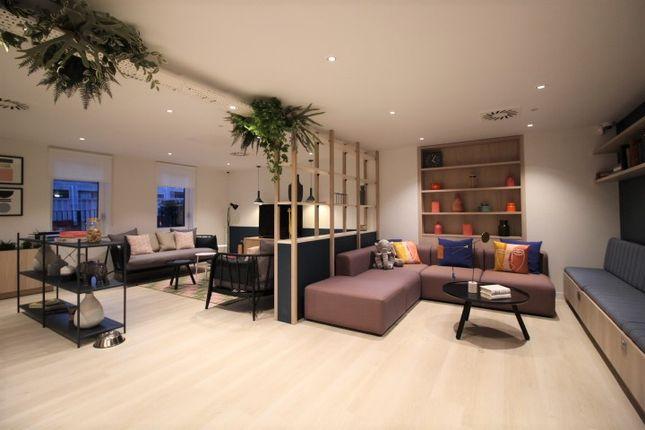 Club Room of 3, Lockside Lane, Salford M5