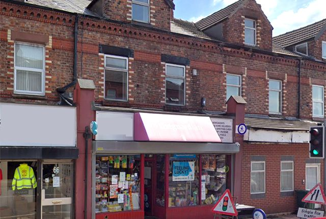 Thumbnail Retail premises for sale in King Street, Wallasey