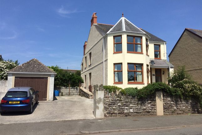 Thumbnail Detached house for sale in Eden, Picton Road, Hakin, Milford Haven