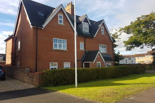 Thumbnail Flat to rent in Dorchester Road, Upton, Poole