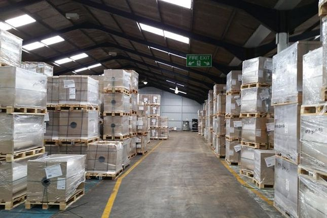 Thumbnail Commercial property for sale in Industrial Investment, Netherlands Way, Kiln Lane Industrial Estate, Stallingborough, North East Lincolnshire