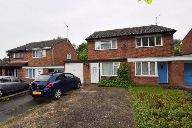 2 bed semi-detached house for sale in Eston Court, Bradville, Milton Keynes MK13
