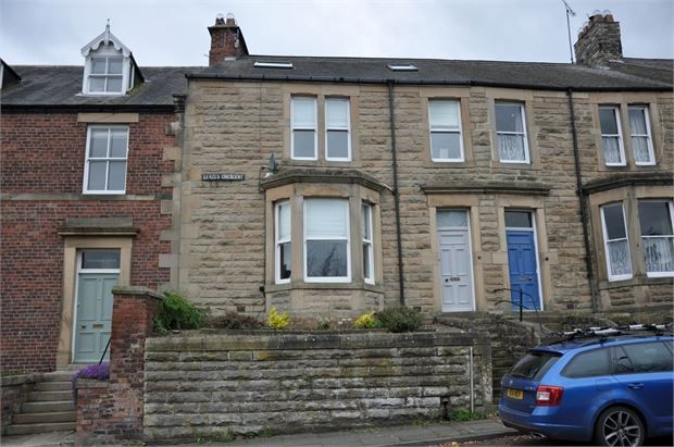 Thumbnail Terraced house for sale in Leazes Crescent, Hexham