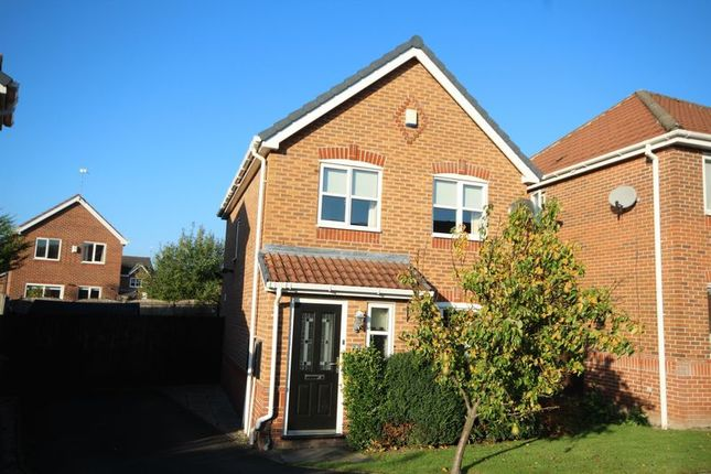 Thumbnail Detached house to rent in Halcyon Close, Norden, Rochdale