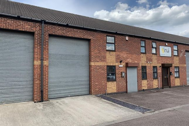 Thumbnail Light industrial to let in Beaumont Court, Loughborough, Leicestershire