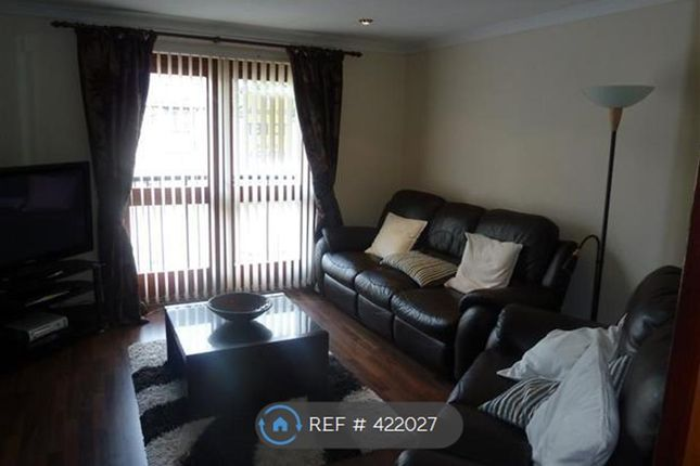 Thumbnail Flat to rent in St Johns Place, Ardrossan
