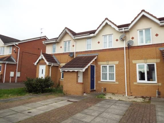 Thumbnail Terraced house for sale in Boynton Road, Braunstone, Leicester, Leicestershire