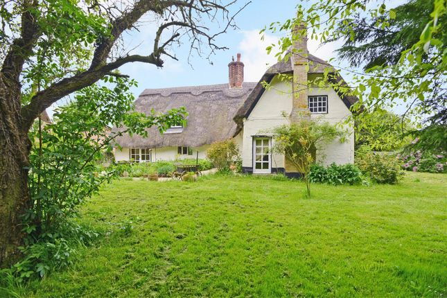 Thumbnail Detached house for sale in Graveley, St. Neots, Cambridgeshire