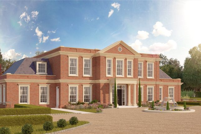 Thumbnail Detached house for sale in Portnall Drive, Wentworth Estate, Surrey