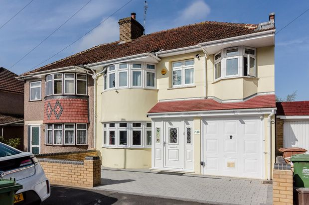 Thumbnail Semi-detached house for sale in Saltash Road, Welling