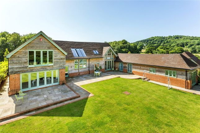 Thumbnail Detached house for sale in Cotton Row, Holmbury St. Mary, Dorking, Surrey